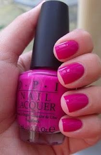 Nail Polish of the Moment: OPI Ate Berries in the Canaries