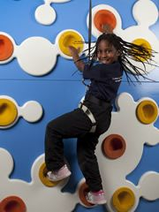 Picture of climbing wall