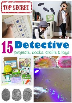 Discover more about forensic science for kids with these fun and educational activities!