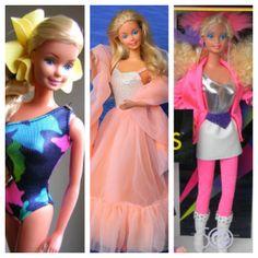 Leave Barbie alone!