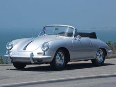1963 Porsche 356 B 1600 Cabriolet by Reutter