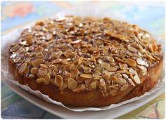 Tasca da Elvira : Gâteau moelleux aux amandes et au miel