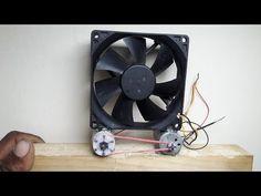 Free Energy Electric Fan - How to Make Free Energy Fan - YouTube