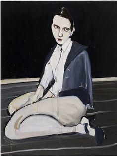 Chantal Joffe, Untitled (2010)