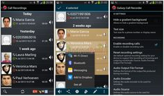 Samsung Galaxy Call Recorder Best Call Recorder App for Samsung Galaxy Smartphones