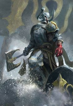 Victarion Greyjoy by Mac-tire on DeviantArt