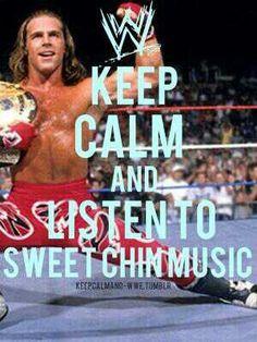 I cannot keep calm