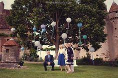 ©Julie Rozoy - Mariage en bleu - La mariee aux pieds nus