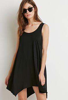 Pocket Trapeze Dress | Forever 21 - 2000174364