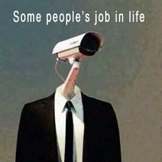 Some People's Job In Life - instant Humour
