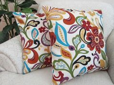 Daycare room!  Decorative Pillow Cover Cushion Cover Throw by asmushomeinteriors, $54.95
