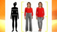 Bobbie's Buzz: Find flattering looks for your legs and torso