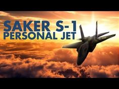 This Is Fastest Personal Aircraft Ever Made (Saker S-1) - YouTube