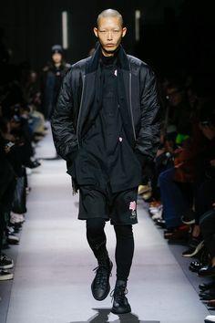Y-3   Menswear - Autumn 2018   Look 36
