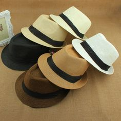 #hats for late #summer2015 http://www.cefashion.net/top-off-your-outfit-with-a-great-late-summer-hat #fashion #swag #fedora #headwear