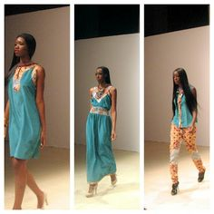 African Prints in Fashion: Africa Fashion Week NY (AFWNY) - Day 1: My Highlights