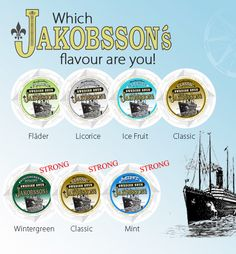 Jakobsson's Snus - Family Tradition Passed On,