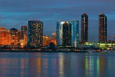 I was born in San Diego, USA!