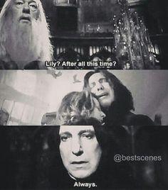 Always ; Harry Potter