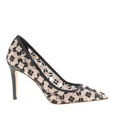Collection Everly eyelet pumps