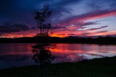 Beaufiful sunset