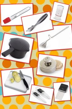 Just a few of our amazing Pampered Chef products $10 and under!! Visit my website at www.pamperedchef.biz/Feleciaabair