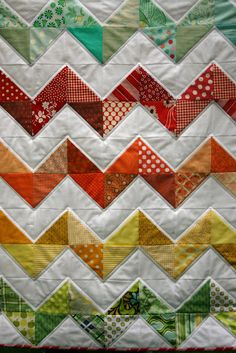 Note to self: Learn how to quilt immediately!!