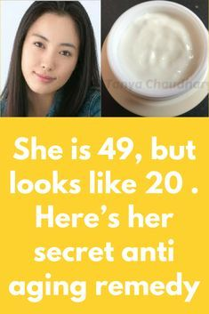 She is but looks like 20 . Here's her secret anti aging remedy She is but looks like 20 . Here's her secret anti aging remedy Today I am going to share on every simple ingredient that boost collagen production of your skin and improves skin elastic Rice Flour Skin, Wrinkle Remover, Skin Care Treatments, Skin Elasticity, Tips Belleza, Anti Aging Skin Care, Anti Aging Tips, Anti Aging Moisturizer, Anti Aging Serum
