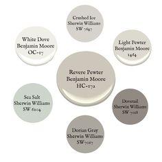 #DesignDilemma: Choosing a color palette for your whole home.