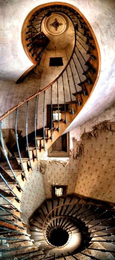 Up the Down Staircase by : Misamm