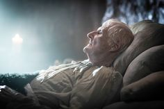"[RIP] Maester Aemon | Game of Thrones, 5x07, ""The Gift"""