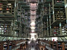 Biblioteca Vasconcelos en Cuauhtémoc, Federal District