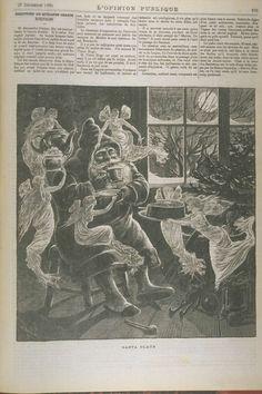 En 1880 apparurent les premiers elfes ..