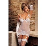 Half Cup Garter - #DearLover #Coupons #Promo Codes #Valentinesday