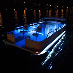 Overtons 24 Flex Track LED Light Kit For Pontoon Boats - Overton's
