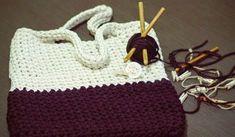 Curso de tejido de bolsos en crochet