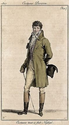 early 1800's french fashion - Google Search