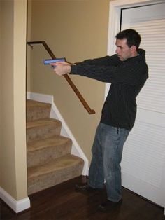 How to safely clear your home when you think there's an intruder