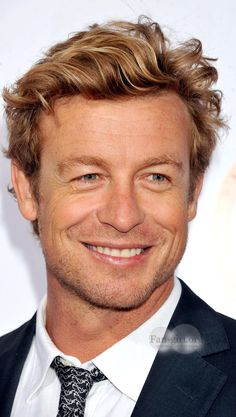 simon baker young