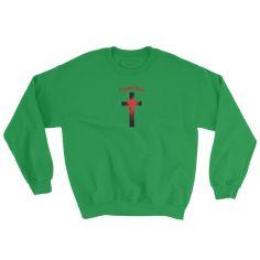 Christian Men/Wome Sweatshirt Salvation