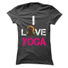 I love YOGA [Hot] - #sweatshirt upcycle #sweatshirt women. LOWEST PRICE => https://www.sunfrog.com/Fitness/I-love-YOGA-[Hot]-23160249-Guys.html?68278