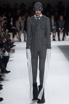 Thom Browne Fall 2017 Menswear Collection Photos - Vogue