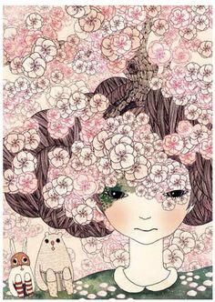 full blossoms - Yoko Furusho