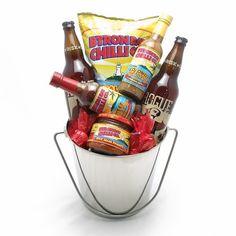 Byron Bay Chilli Bucket #gifthampers #boxtgifts #fathersdaygifts