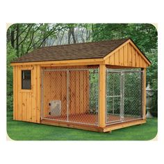 The Dog Kennel Collection: Dog Kennels - Dog Houses found on Polyvore