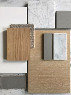 Interior materials selections for our Riverside House with Croma Designs. Custom Home Builders, Custom Homes, House Color Palettes, Riverside House, Material Board, Commercial Design, Home Renovation, Living Room Decor, Texture