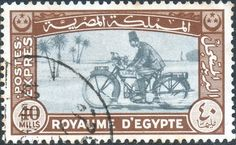 Egypt Luxor, Old Money, Old Newspaper, Vintage Stamps, Illustrations And Posters, Stamp Collecting, Ancient Egypt, Egyptian, Vintage World Maps