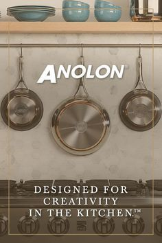 Find your rhythm and your new favorite instrument—with finely-crafted  Anolon cookware. 4d8e9e5df8a3