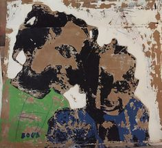 Armand Boua, Untitled, Kyo Noir Collection Collection, Art