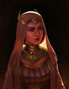 Melian rainha de Doriath